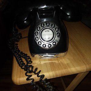 Rotary phone replica